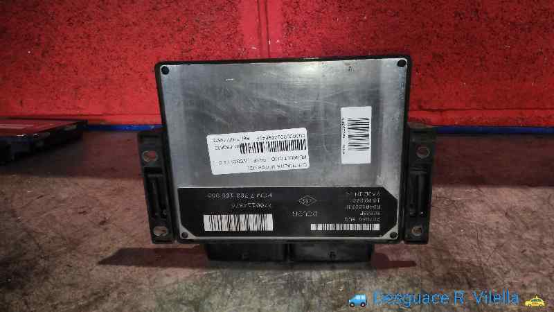 CENTRALITA MOTOR UCE RENAULT CLIO II FASE I (B/CBO) 1.9 D   (64 CV) |   0.98 - ..._img_3