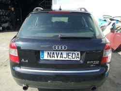 AUDI A4 AVANT (8E) 2.5 V6 24V TDI