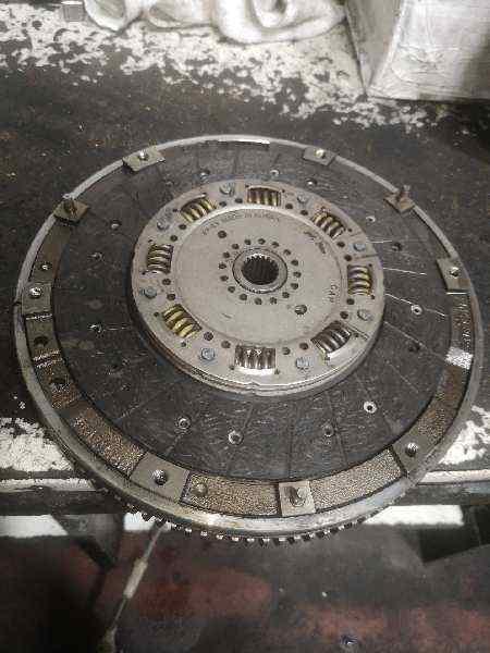 VOLANTE MOTOR OPEL ASTRA H BER. Cosmo  1.9 CDTI (120 CV) |   11.06 - 12.09_img_1