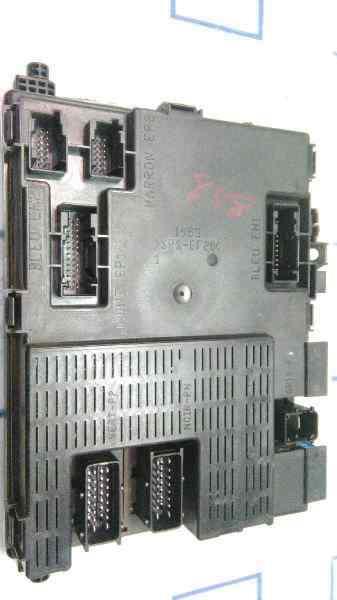 CAJA RELES / FUSIBLES CITROEN XSARA BERLINA 1.6i 16V Premier   (109 CV) |   11.00 - 12.05_img_2