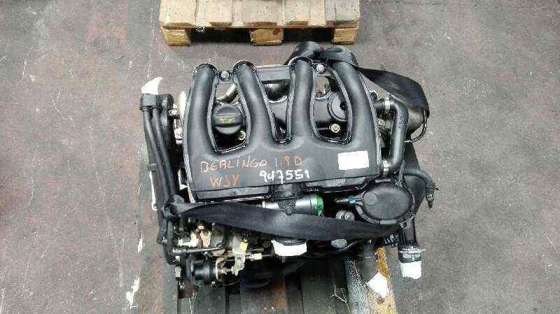MOTOR COMPLETO CITROEN BERLINGO 1.9 D 600 Furg.   (69 CV) |   0.02 - ..._img_0