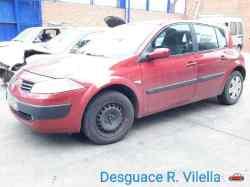 renault megane ii berlina 5p authentique  1.5 dci diesel (82 cv) 2002- K9K722 VF1BMRF0532