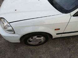 aleta delantera izquierda honda civic coupe (ej6/8) 1.6 sr (ej8)   (125 cv) 1996-1998