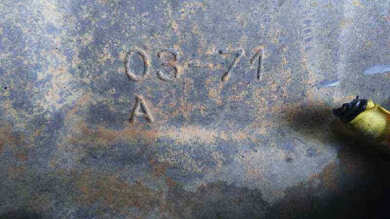 CAJA CAMBIOS MITSUBISHI MONTERO (L040) 3000 V6 (2-ptas.)  3.0 V6 CAT (141 CV) |   03.89 - ..._img_2