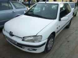 peugeot 106 (s1) long beach  1.4  (75 cv) 1995-1996 G/KFX VF31CKFXT52