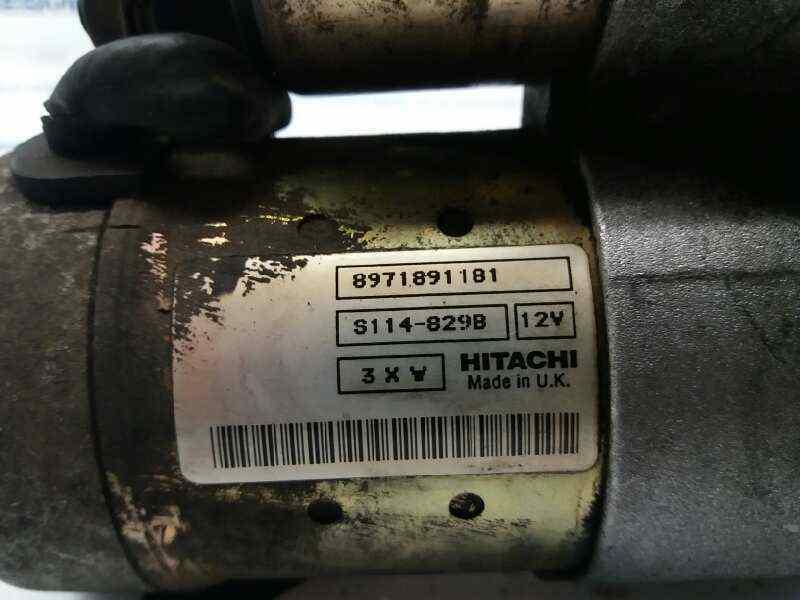 MOTOR ARRANQUE OPEL ASTRA G BERLINA 1.7 16V CDTI CAT (Z 17 DTL / LRB)   (80 CV) |   0.98 - ..._img_5