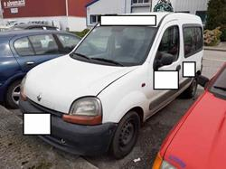 renault kangoo (f/kc0) authentique  1.9 dti diesel (80 cv) 2001-2002 F9Q R7 VF1KC0VEF25