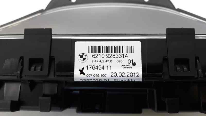 CUADRO INSTRUMENTOS BMW SERIE 3 LIM. (F30) 320d  2.0 Turbodiesel (184 CV)     10.11 - 12.15_img_3