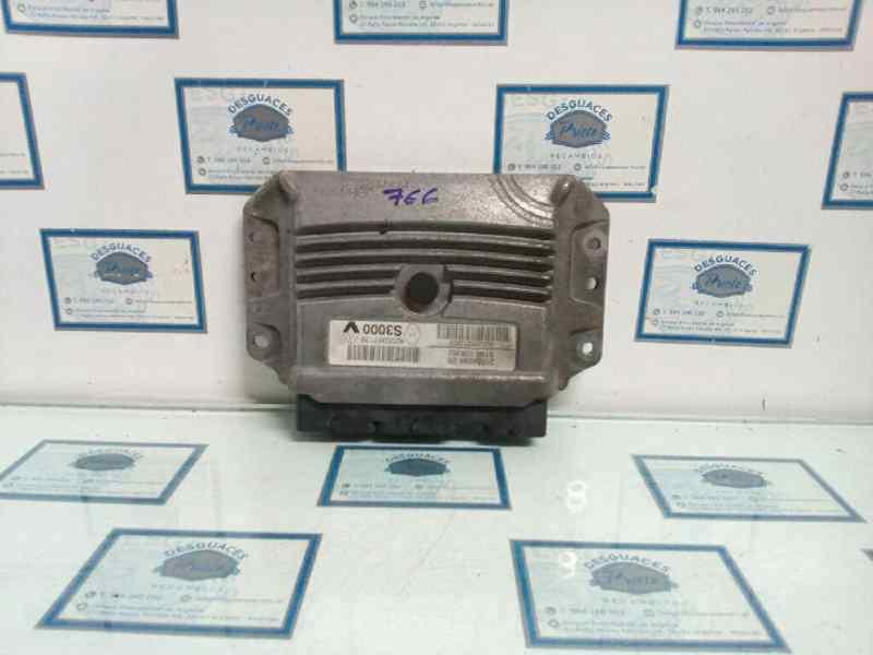 CENTRALITA MOTOR UCE RENAULT SCENIC II Confort Dynamique  1.6 16V (113 CV)     06.03 - 12.05_img_0
