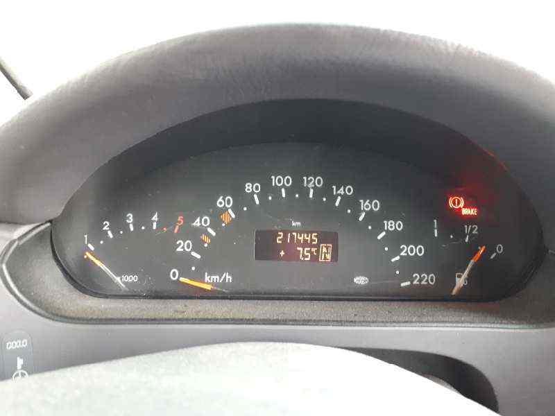 CUADRO INSTRUMENTOS MERCEDES CLASE A (W168) 170 CDI (168.008)  1.7 CDI Diesel CAT (90 CV) |   05.97 - 12.01_img_0