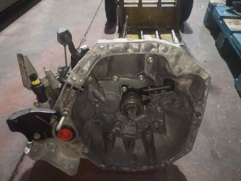 CAJA CAMBIOS RENAULT CLIO II FASE II (B/CB0) Authentique  1.5 dCi Diesel (68 CV) |   06.01 - 12.08_img_0