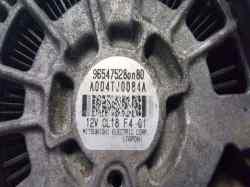 alternador peugeot 407 st sport  2.0 16v hdi cat (rhr / dw10bted4) (136 cv) 9654752880