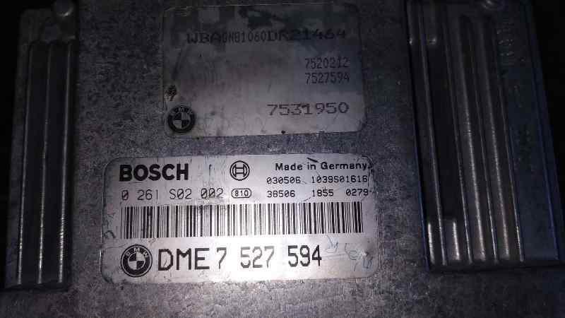 CENTRALITA MOTOR UCE BMW SERIE 7 (E65/E66) 760i  6.0 CAT (445 CV)     11.02 - 12.08_img_1
