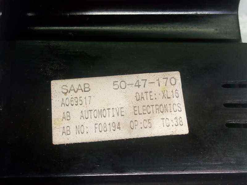 MANDO CLIMATIZADOR SAAB 9-5 SEDÁN 2.0 T S Ecopower   (150 CV) |   01.99 - ..._img_1