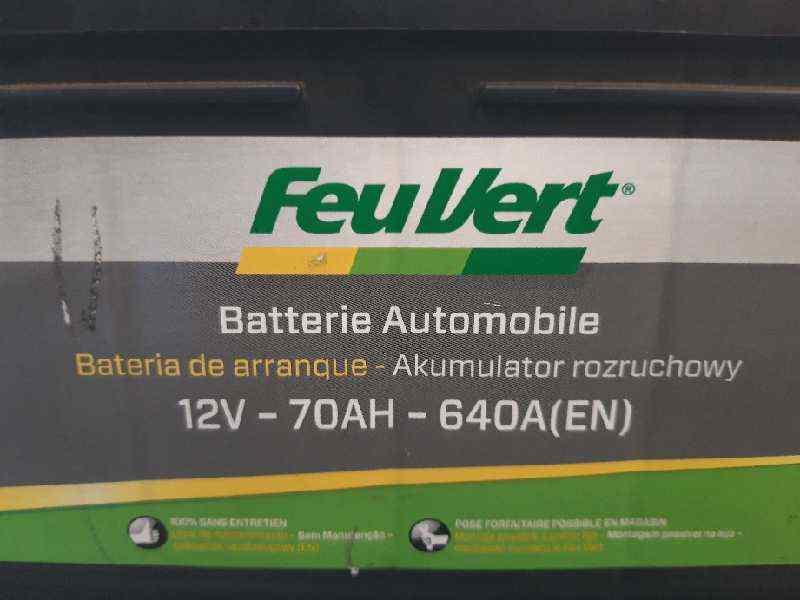 BATERIA RENAULT CLIO II FASE II (B/CB0) Campus  1.5 dCi Diesel (64 CV) |   04.07 - ..._img_1