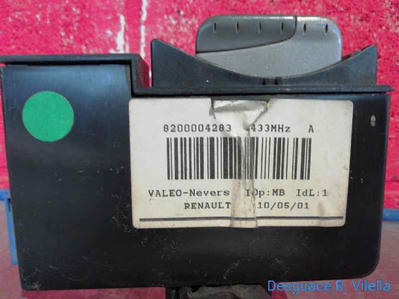 CONMUTADOR DE ARRANQUE RENAULT LAGUNA II (BG0) Authentique  1.9 dCi Diesel (120 CV) |   0.01 - ..._img_2