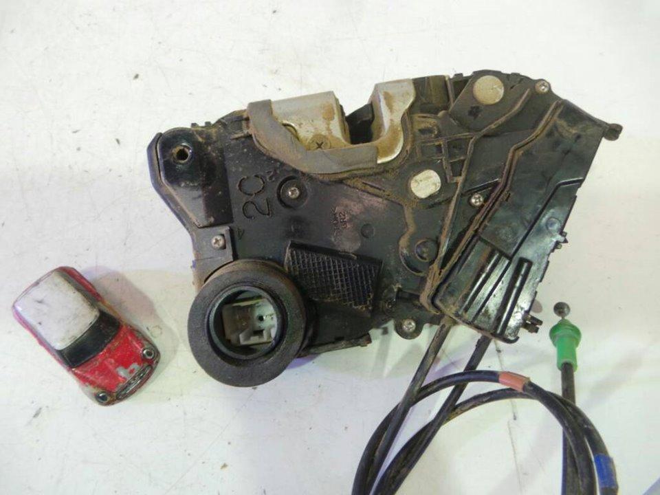 CERRADURA PUERTA DELANTERA DERECHA TOYOTA YARIS (KSP9/SCP9/NLP9) Básico  1.4 Turbodiesel CAT (90 CV) |   08.05 - 12.08_img_1