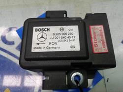 sensor mercedes clase e (w210) berlina diesel 320 cdi (210.026) 3.2 cdi cat (197 cv) 1999-2002