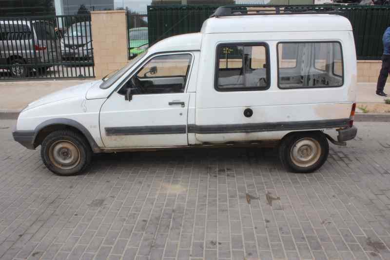 Informaci U00f3n De La Pieza Motor Completo De Citroen C15 Rd Familiale 1 8 Diesel  161   60 Cv  1986