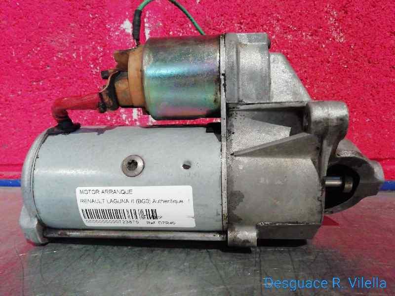 MOTOR ARRANQUE RENAULT LAGUNA II (BG0) Authentique  1.9 dCi Diesel (120 CV) |   0.01 - ..._img_1