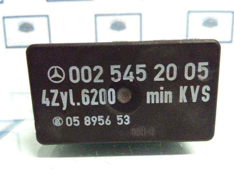 RELE MERCEDES CLASE C (W201) BERLINA 1.8 E 190 (201.018)   (109 CV) |   09.89 - ..._img_2