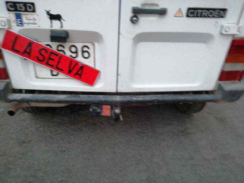PARAGOLPES TRASERO CITROEN C15 D  1.8 Diesel (161) (60 CV) |   0.85 - ..._img_0