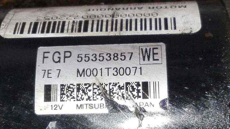 MOTOR ARRANQUE OPEL ASTRA H CARAVAN Cosmo  1.9 CDTI (120 CV) |   06.04 - 12.07_img_2