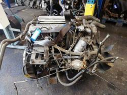 motor completo land rover defender (ld) tdi 90 hard top  2.5 tdi (113 cv) 1996-1998 16L