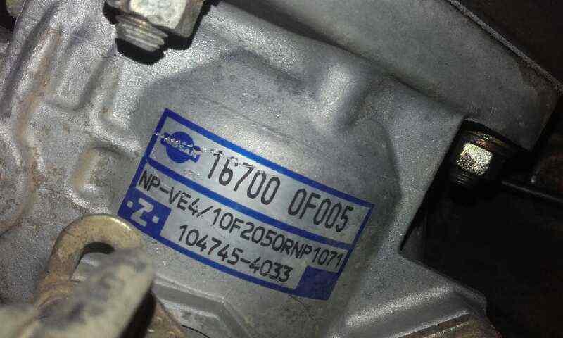MOTOR COMPLETO NISSAN TERRANO II  '0 2.7TD _img_2