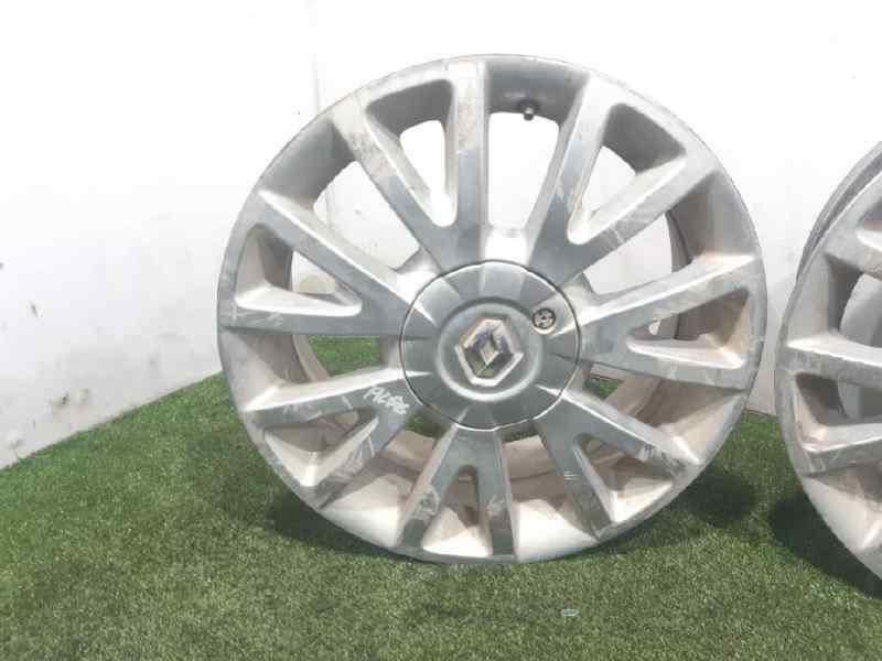 JUEGO LLANTAS RENAULT CLIO III Confort Dynamique  1.5 dCi Diesel CAT (86 CV) |   09.05 - 12.06_img_1