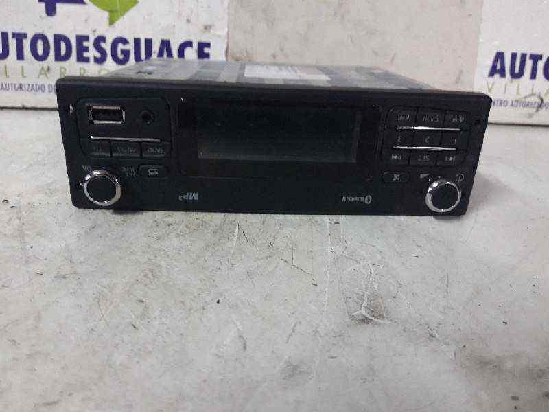 SISTEMA AUDIO / RADIO CD RENAULT KANGOO Profesional  1.5 dCi Diesel FAP (75 CV) |   08.10 - 12.15_img_0