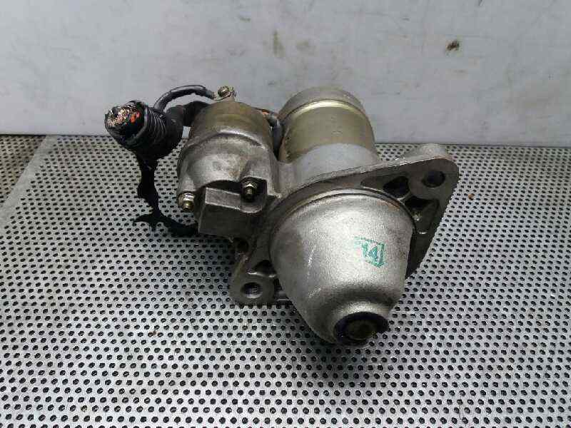 MOTOR ARRANQUE OPEL ASTRA G BERLINA Club  1.7 16V DTI CAT (Y 17 DT / LR6) (75 CV) |   12.99 - 12.03_img_2