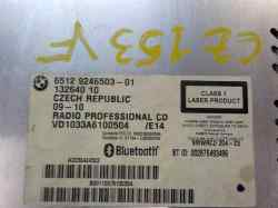 SISTEMA AUDIO / RADIO CD BMW SERIE 3 BERLINA (E90) 320d  2.0 16V Diesel (163 CV) |   12.04 - 12.07_mini_2