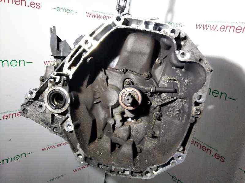 CAJA CAMBIOS RENAULT CLIO III Authentique  1.5 dCi Diesel (68 CV)     01.07 - 12.10_img_2