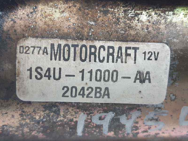 MOTOR ARRANQUE FORD FOCUS BERLINA (CAK) Ambiente  1.8 TDCi CAT (101 CV) |   0.98 - ..._img_4