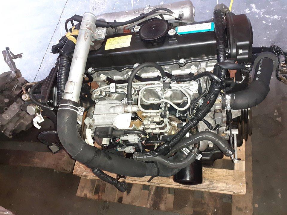 MOTOR COMPLETO NISSAN ALMERA (N15) GX  2.0 Diesel (75 CV) |   07.95 - 12.00_img_1