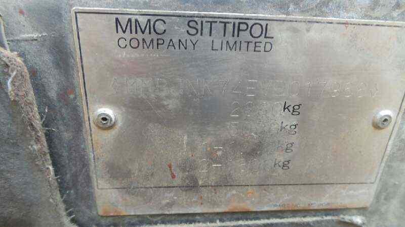 MITSUBISHI L 200 (K6/7) 2500 TD GLX (4-ptas.)  2.5 Turbodiesel (99 CV) |   0.96 - ..._img_0