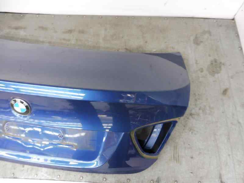 TAPA MALETERO BMW SERIE 3 BERLINA (E90) 320d  2.0 16V Diesel (163 CV) |   12.04 - 12.07_img_1