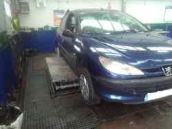 peugeot 206 berlina xr  1.9 diesel (69 cv) 1998-2002 DWJY VF32AWJYF41