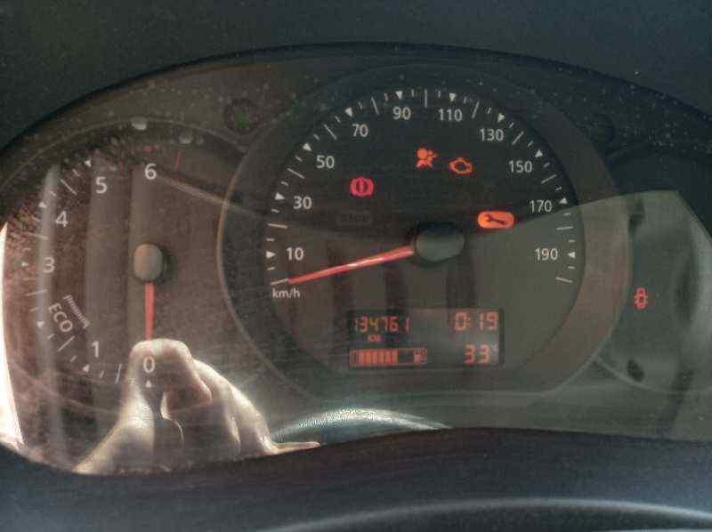 RADIADOR AGUA RENAULT KANGOO Furgón Professional  1.5 dCi Diesel FAP (75 CV) |   12.11 - 12.15_img_1