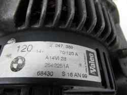 ALTERNADOR BMW SERIE 5 BERLINA (E39) 530d  3.0 24V Turbodiesel CAT (184 CV) |   09.98 - 12.00_mini_3