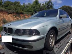 BMW SERIE 5 BERLINA (E39) 2.5 24V Turbodiesel CAT
