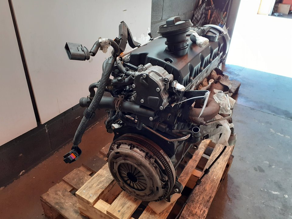 MOTOR COMPLETO SEAT IBIZA (6L1) F.R.  1.9 TDI (131 CV) |   12.03 - 12.08_img_2