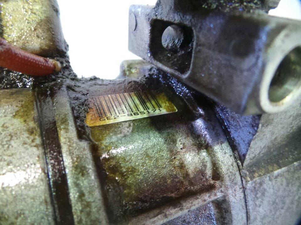 COMPRESOR AIRE ACONDICIONADO TOYOTA YARIS (KSP9/SCP9/NLP9) Básico  1.4 Turbodiesel CAT (90 CV) |   08.05 - 12.08_img_4
