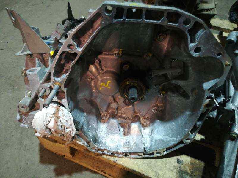 CAJA CAMBIOS RENAULT KANGOO Profesional  1.5 dCi Diesel FAP (75 CV) |   08.10 - 12.15_img_2