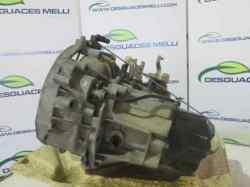caja cambios renault megane ii berlina 5p authentique  1.5 dci diesel (82 cv) 2002- JRQK9K820021
