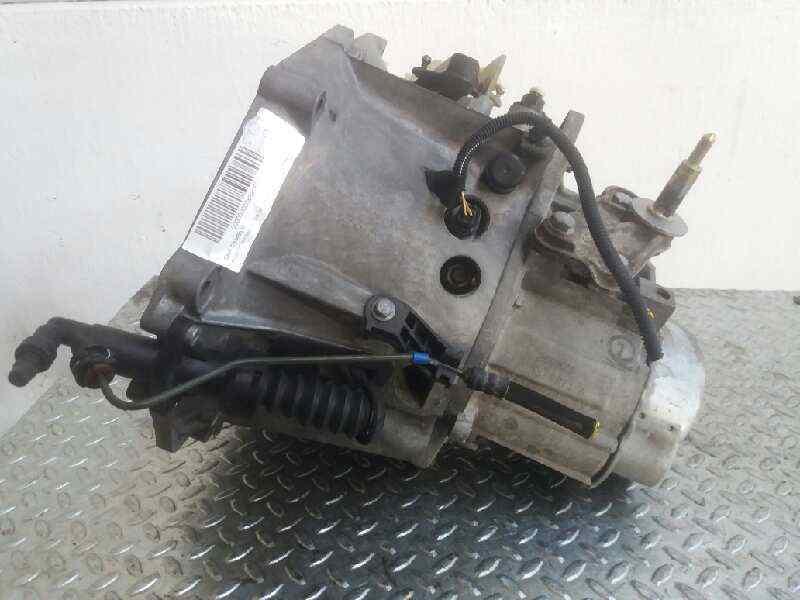 CAJA CAMBIOS PEUGEOT 307 BREAK / SW (S1) 1.6 16V HDi   (90 CV) |   0.02 - 0.05_img_1