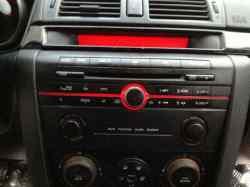 sistema audio / radio cd mazda 3 berlina (bk) 1.6 vvt active   (105 cv) 2003-2007 BP4M66950A