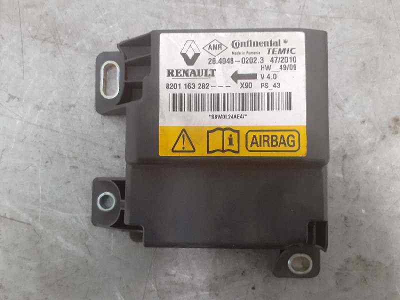 CENTRALITA AIRBAG DACIA SANDERO Laureate  1.5 dCi Diesel FAP CAT (88 CV) |   10.10 - 12.13_img_0