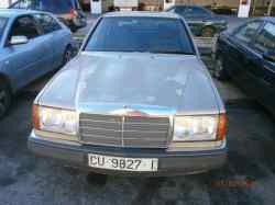 mercedes clase e (w124) berlina d 300 (124.130)  3.0 diesel (109 cv) 603912 WDB1241301A